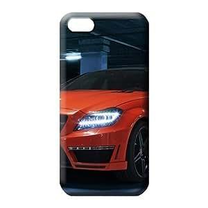 iphone 5 / 5s Shatterproof Unique stylish phone cover skin Aston martin Luxury car logo super