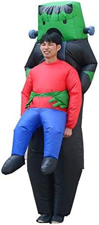 Ellyeall Disfraz Espectáculo Marionetas Inflables Dibujos Animados ...