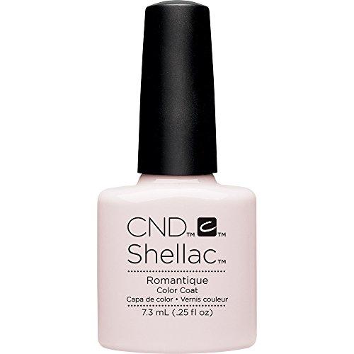 CND Shellac, Romantique by CND