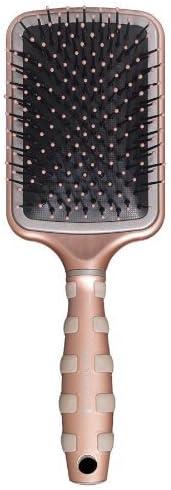 Remington Keratin Therapy B95P - Cepillo Plano para el Pelo, Cerdas de Nailon con Proteína de Keratina, Cerámica, Rosa