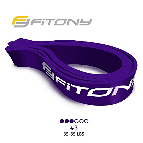 FITONY Resistance Training Exercise Bands - Best For