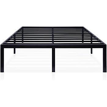 Amazon Com Zinus Quick Lock 16 Inch Metal Platform Bed