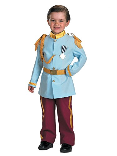 Prince Outfit Toddler (Disney Prince Charming Child)