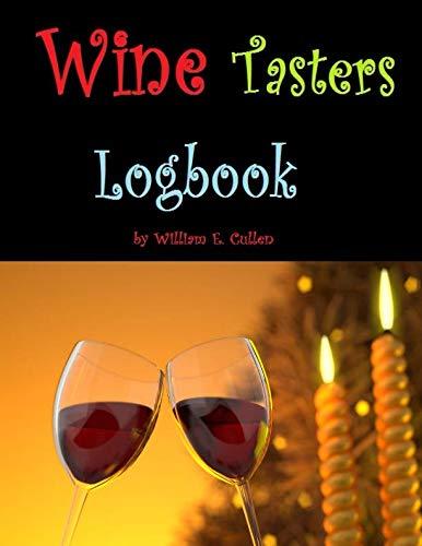 - Wine Tasters Logbook