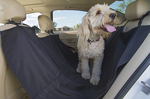 GOMA Industries Houndhammock Best Pet Seat Cover for Cars, 54