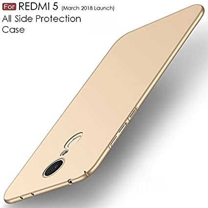 "For REDMI 5 – WOW Imagine All Angle Protection ""360 Degree"""