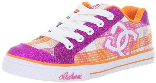 DC Kids Chelsea Charm TX Skate Shoe (Toddler/Little Kid/B...