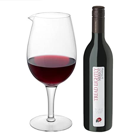 Amazon.com: Dartington Jumbo – Garrafa para vino: Kitchen ...