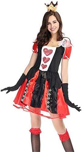 XYFW Vestido De Corazones Drag Queens Party Funny Comedia Disfraz ...
