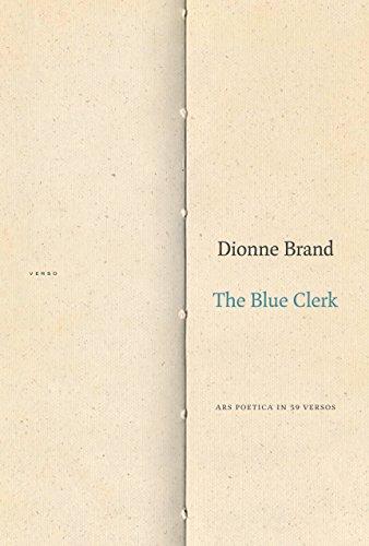The Blue Clerk: Ars Poetica in 59 Versos by Duke University Press Books