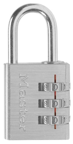 Master Lock 630D Luggage Aluminum product image