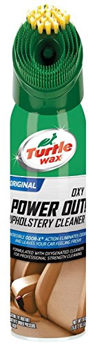 Turtle Wax T246R1 18 Oz Power Out! Upholstery Cleaner & Odor Eliminator -