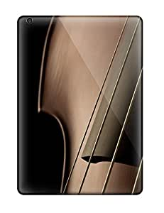 Hot Tpu Cover Case For Ipad/ Air Case Cover Skin - Violin