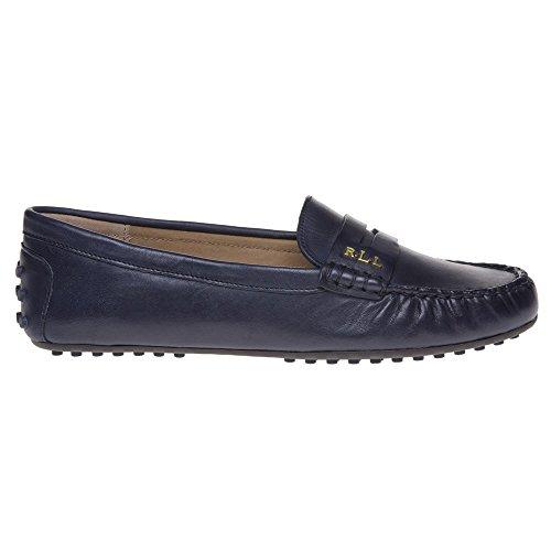 Lauren By Ralph Lauren Belen Mujer Zapatos Azul Azul