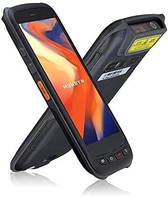 Terminal Android POS MUNBYN PDA de mano con impresora de recibos y ...