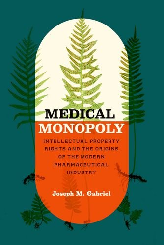 Medical Monopoly  Intellectual Property Rights And The Origins Of The Modern Pharmaceutical Industry  Synthesis