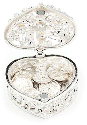 Buy silver arras de boda