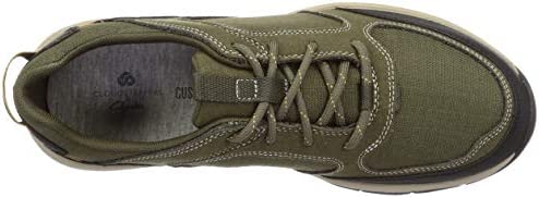 Clarks Ervin Lace Olive (Numeric_7_Point_5)