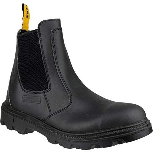 sécurité 40 Chaussures la en Capuchon à Taille FS129 légères et Safey de 47 Acier S1P Mode Amblers avec XwUxztqan