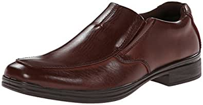Deer Stags 902 Collection Men's Fit Dress Loafers Redwood 8 W