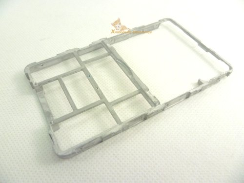 60 Gb Video (Metal Middle Frame Bezel Bracket Holder Repair Replacement for Ipod 5th Gen Video 30gb 60gb 80gb)