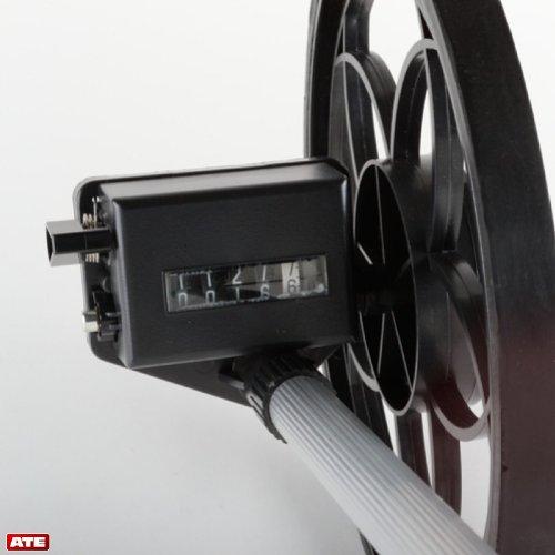 10,000Ft Walking Measuring Wheel by ATE Pro. USA