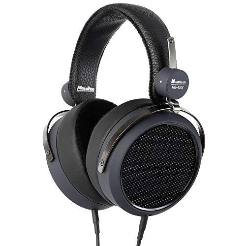 Massdrop x HIFIMAN HE4XX Planar Magnetic Over-Ear Open-Back Headphones