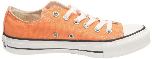 Star lona Converse de unisex Zapatos Orange Chuck Taylor Arancione All twtqgfYR