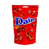Marabou Daim Original Swedish Milk Chocolate Pralines Chocolates Candy Sweets Bag By Kraft Foods