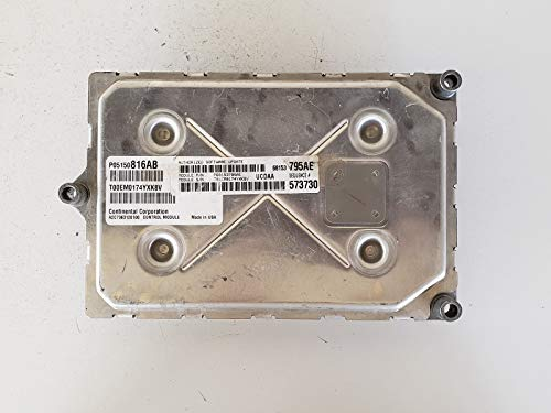 Dodge 2014 Ram 1500 P68153795AE Computer Brain Engine Control ECU ECM EBX Module ()