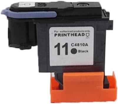 inkmate para HP 11 Remanufacturados printerhead C4810 A (negro) Compatible con HP DesignJet impresora HP Officejet Serie: Amazon.es: Oficina y papelería