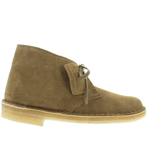 Clarks Originals Women's Desert Boots Oakwood Suede Size 8
