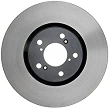 ACDelco 18A2513A Advantage Non-Coated Front Disc Brake Rotor
