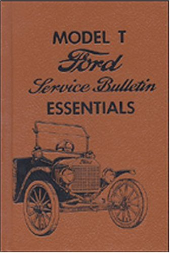 model a ford service bulletins - 3