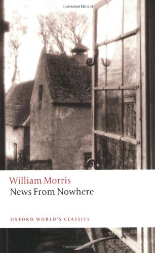 Book cover for News from Nowhere