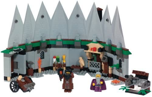 LEGO Harry Potter: Hagrid's Hut (4707)
