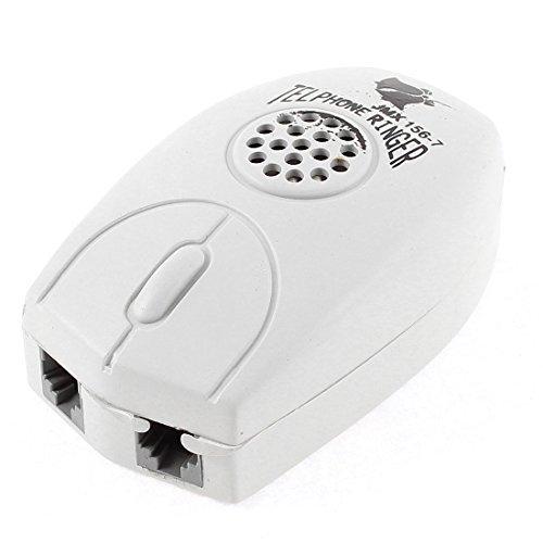 Amazon.com: Telefone Anel 3 portas RJ11 Feminino Amplificador Ringer Cinza: Electronics