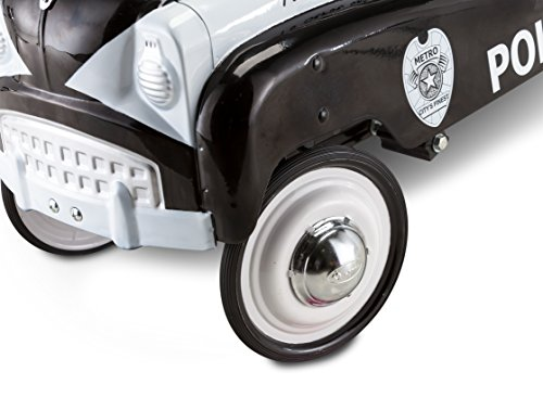 InStep Police Pedal Car by Instep (Image #2)