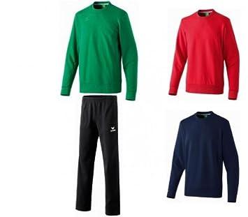 Erima traje de balonmano portero Traje Ver. Colores, rojo ...