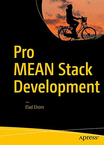 Pro MEAN Stack Development