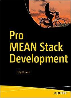Book Pro MEAN Stack Development