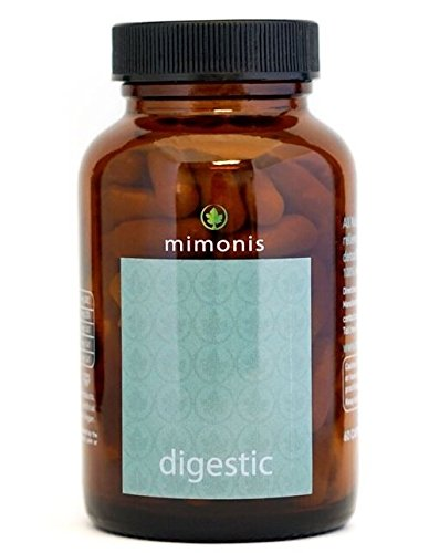 Digestic© (60 Capsules) - New - Constipation and IBS Relief - 100% Organic & Natural Ingredients - Digestive Supplements for Chronic Constipation, Irritable Bowel Syndrome (IBS)