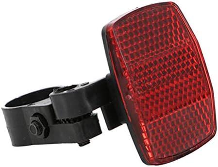 LIOOBO Cinta Reflectante de Seguridad para Bicicleta, Cola ...