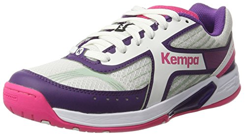 Kempa Damen Wing Women Sneakers Weiß (01)