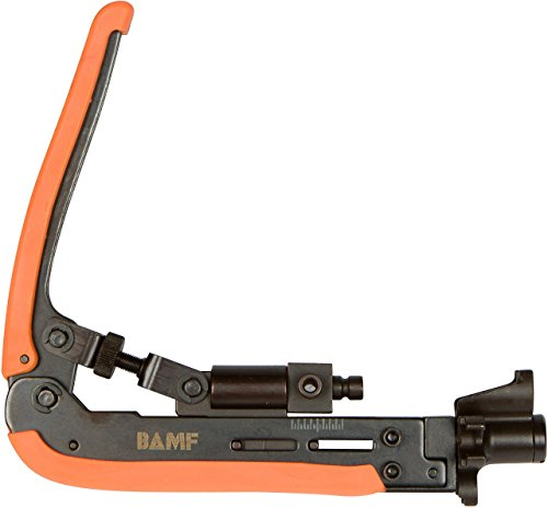 - BAMF Complete Adjustable Compression Tool Coax RG6 RG59 RG11 F81 RCA