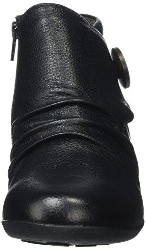 Padders Carnaby, Botines para Mujer Negro - Black (10 Black)