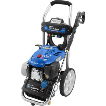 PowerStroke Subaru 3100 PSI Electric Start Pressure Washer w/ Battery