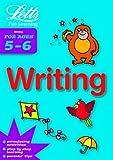 Writing Age 5-6 (Letts Fun Learning) (Letts Fun Farmyard Learning)