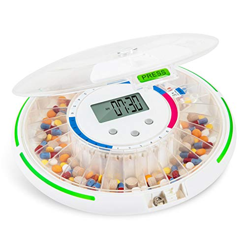 Live Fine Bluetooth Pill Dispenser