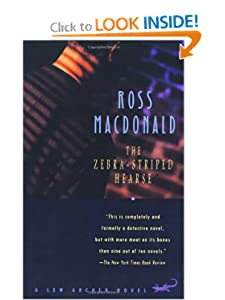 The Zebra-Striped Hearse (Vintage Crime/Black Lizard) Ross MacDonald
